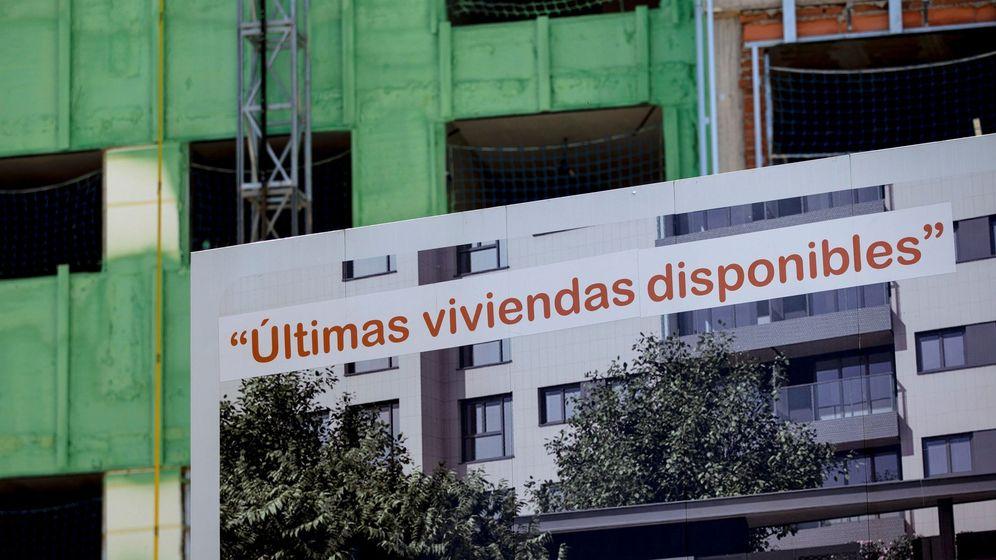 Foto: Venta de viviendas (Efe)