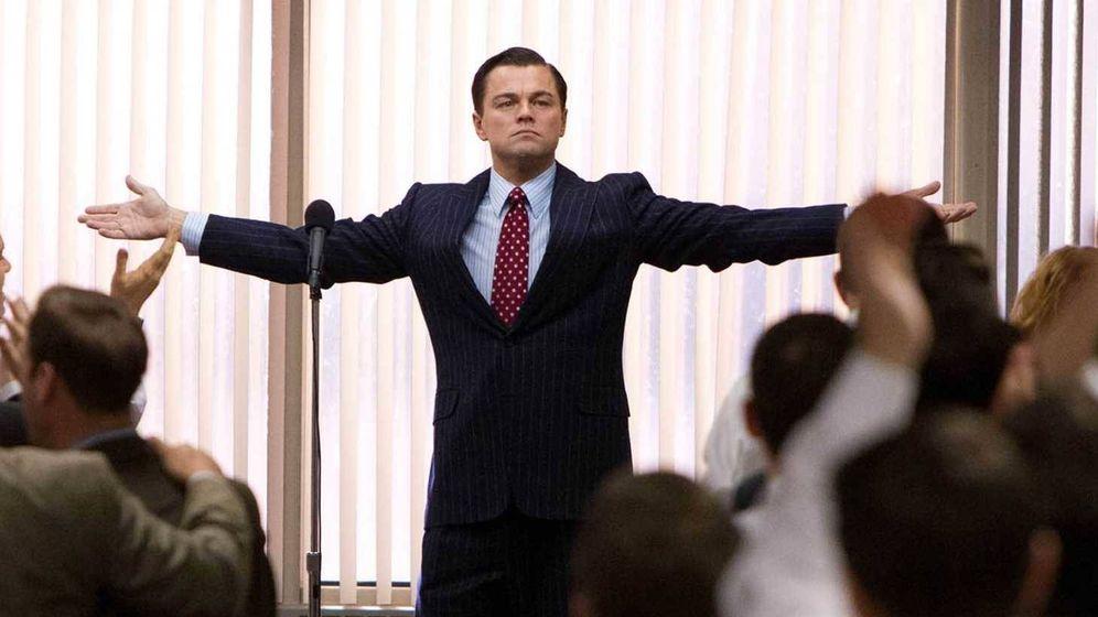 Foto: Leonardo DiCaprio en 'El lobo de Wall Street'.