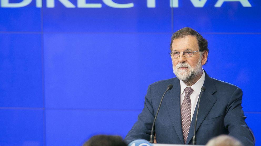 Rajoy confía en el apoyo de Sánchez y el PP cierra filas ante el desafío separatista