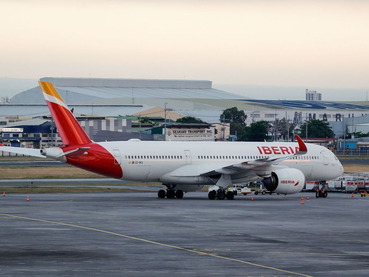 Foto: Iberia es marca de IAG (EFE)