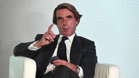 La Audiencia archiva la denuncia de UP contra Aznar, al que acusó de mentir en el Congreso
