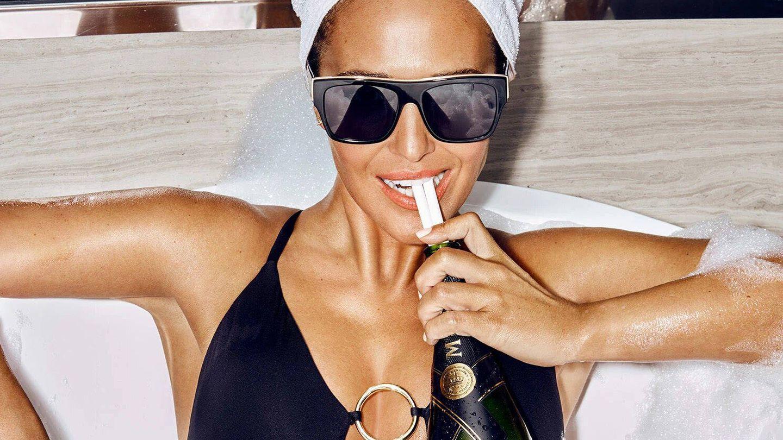 Paula Echevarría, en una imagen promocional para Hawkers. (Cortesía)