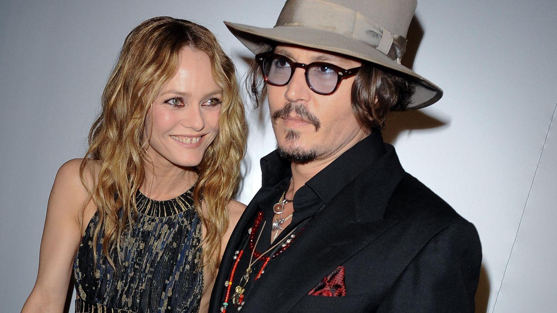 Vanessa Paradis y Johnny Depp en mayo de 2010 (Gtres)