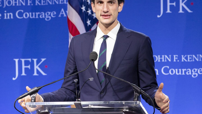 Jack Schlossberg, único nieto de JFK. (Reuters)
