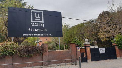 Un nombre, un teléfono y una web: los pisos de lujo tras el último gran solar de Madrid