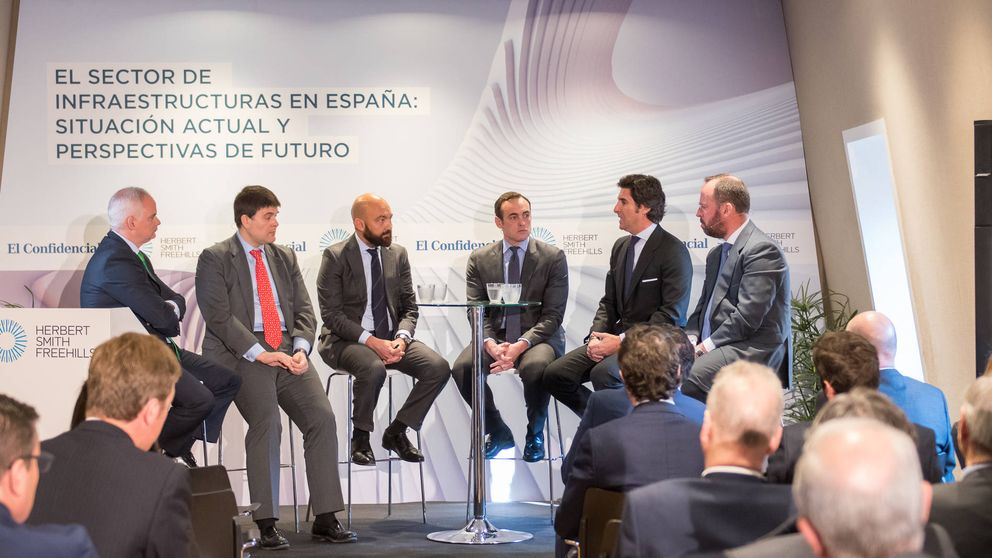 Foro El sector de las infraestructuras en España: situación actual y perspectivas de futuro