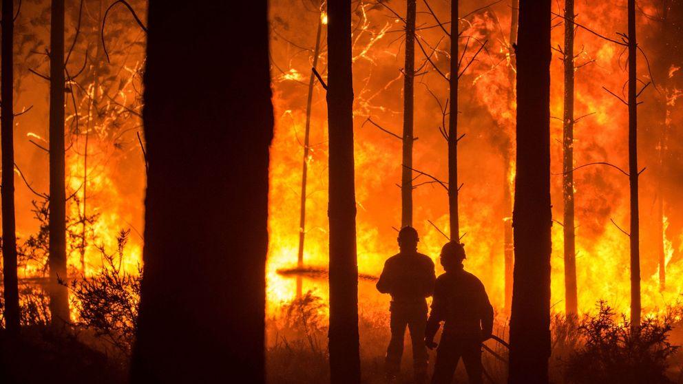 ¿Qué supone la situación 2 de emergencias en los incendios de Galicia?