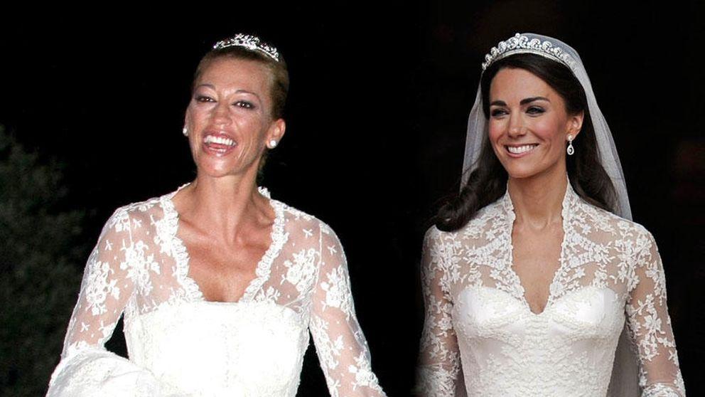 McQueen, acusado de copiar el vestido de Kate Middleton (y no a la Esteban)