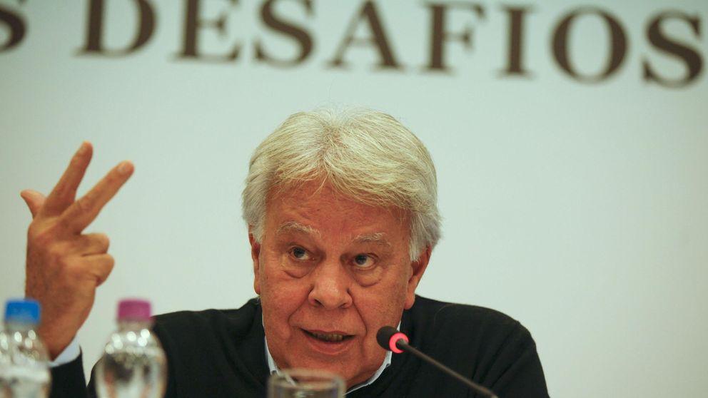 Felipe González considera que se ha malinterpretado su carta dirigida a Cataluña