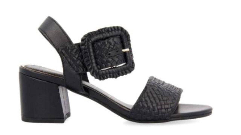 Sandalias de Gioseppo. (Cortesía)