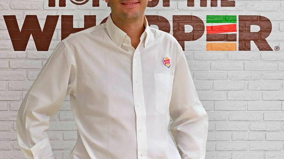 Burger King nombra a Borja Hernández de Alba nuevo director general
