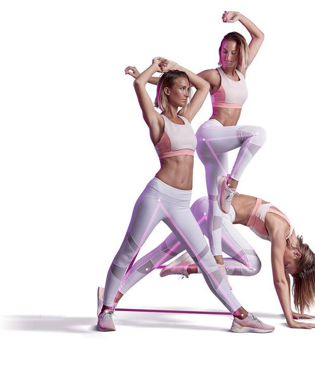 Foto: La cosmética es el complemento perfecto para el ejercicio como el de  HUBER 360 FIIT (LPG)