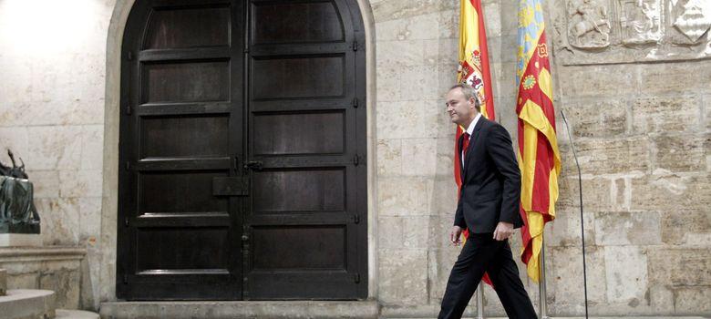 Foto: El presidente de la Generalitat Valenciana, Alberto Fabra (EFE)