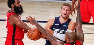 Post de Luka Doncic hace historia en la NBA, pero pierde el duelo contra James Harden