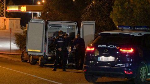 Tercer 'narcoasesinato' en Marbella en 16 días: caretas, sicarios y coches quemados