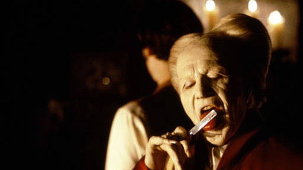 Foto: Gary Oldman en una escena de 'drácula' de Bram Stocker.