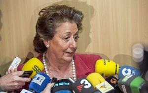 Barberá admite que vio a Urdangarin pero niega que hubiese una reunión en Zarzuela