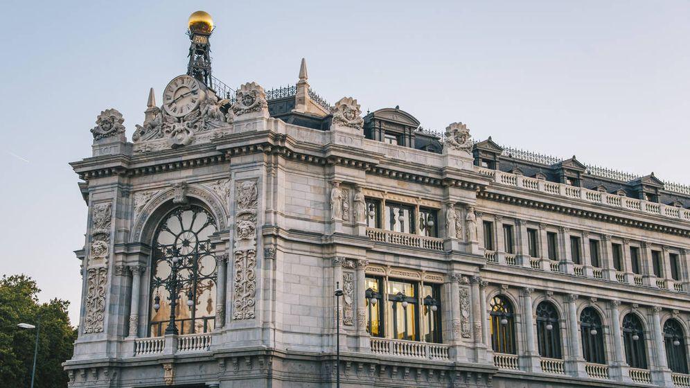 Foto: El Banco de España. (iSotck)