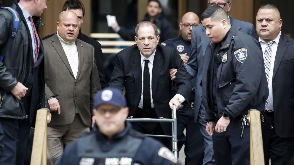 Weinstein afronta un duro juicio en NY y suma cargos de abusos en Los Ángeles