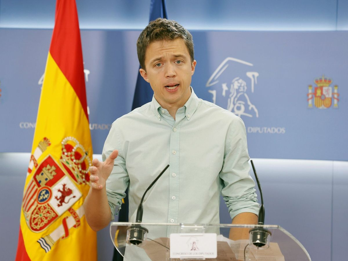 Foto: El líder del Más País, Íñigo Errejón. (EFE)
