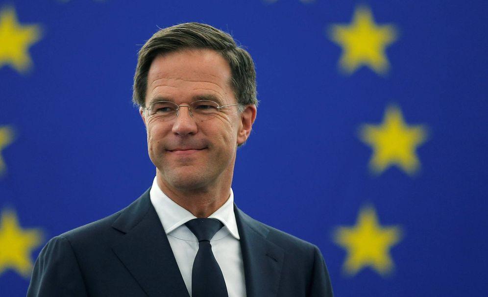Foto: Mark Rutte, primer ministro de Países Bajos. (Reuters)