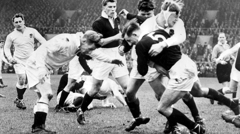 Foto: Una imagen del partido que decidió la Copa Calcuta en 1958 (Cordon Press).
