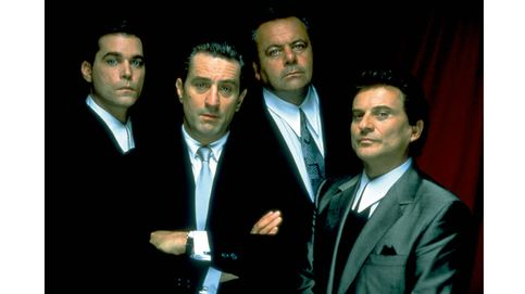 6 películas de gangsters para el fin de semana