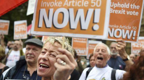 La economía británica, inmutable (por ahora) ante el Brexit