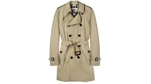 Gabardinas: la vigencia de una prenda que continúa marcando estilo
