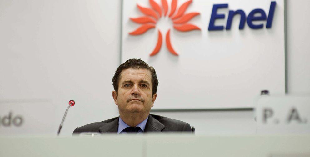 El presidente de Endesa, Borja Prado. (EFE)