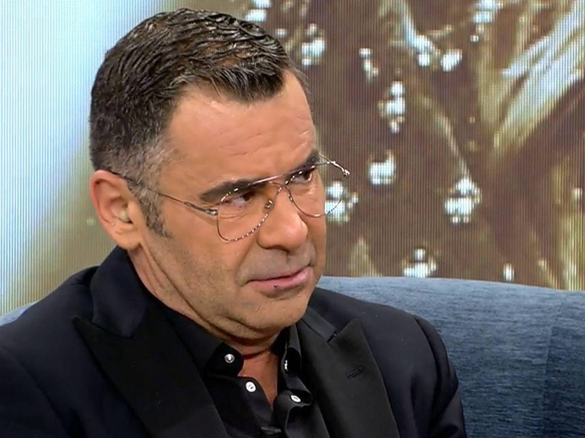 Foto: Jorge Javier Vázquez, en 'Sábado Deluxe'. (Mediaset España)