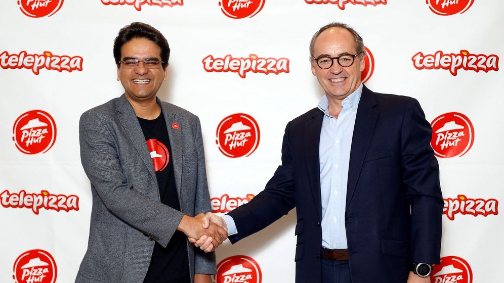 Foto: Telepizza inicia su expansión a diez años en Chile con una inversión aproximada de 30 millones de dólares