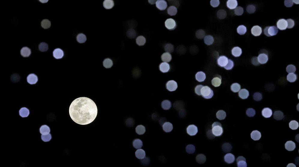 Foto: Superluna desde puebla
