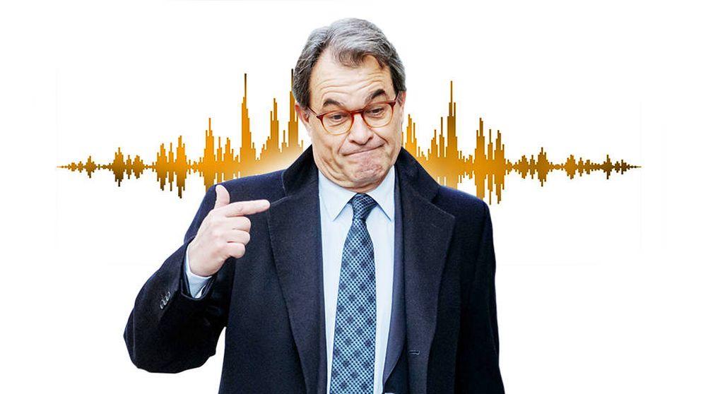 """Los audios de Artur Mas ante el juez: """"Lo fundamental era presionar al Gobierno"""""""