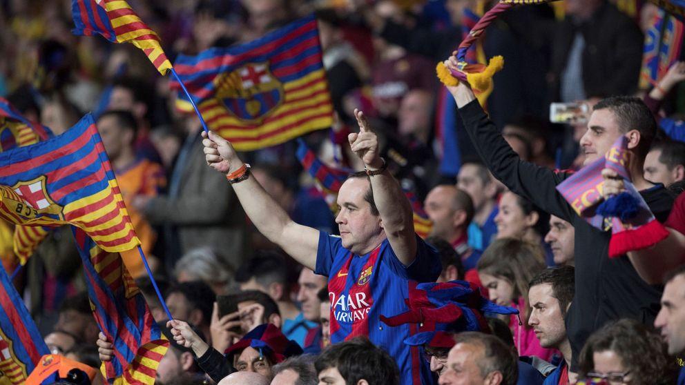 La guerra del himno: los aficionados del Barça silban y los del Valencia responden