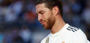 Post de Zidane deja a Sergio Ramos fuera de la convocatoria del Real Madrid