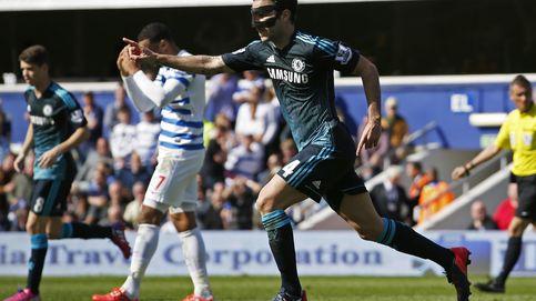 La provocación absurda de Rui Faria empaña el gol del triunfo de Cesc para el Chelsea