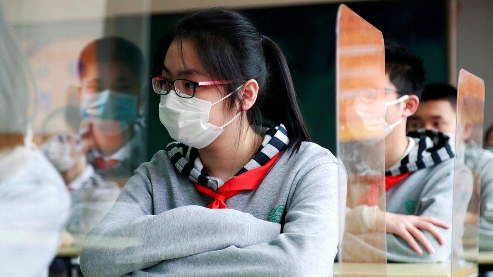Foto: Escuela en Shanghái (China) (Reuters)