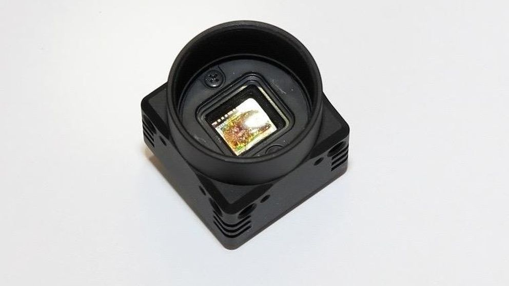 Crean un espectrómetro en miniatura capaz de insertarse en un 'smartphone'