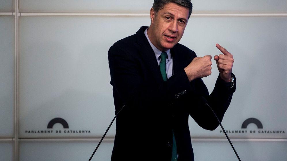 Foto: El líder del PPC, Xavier García Albiol. (EFE)