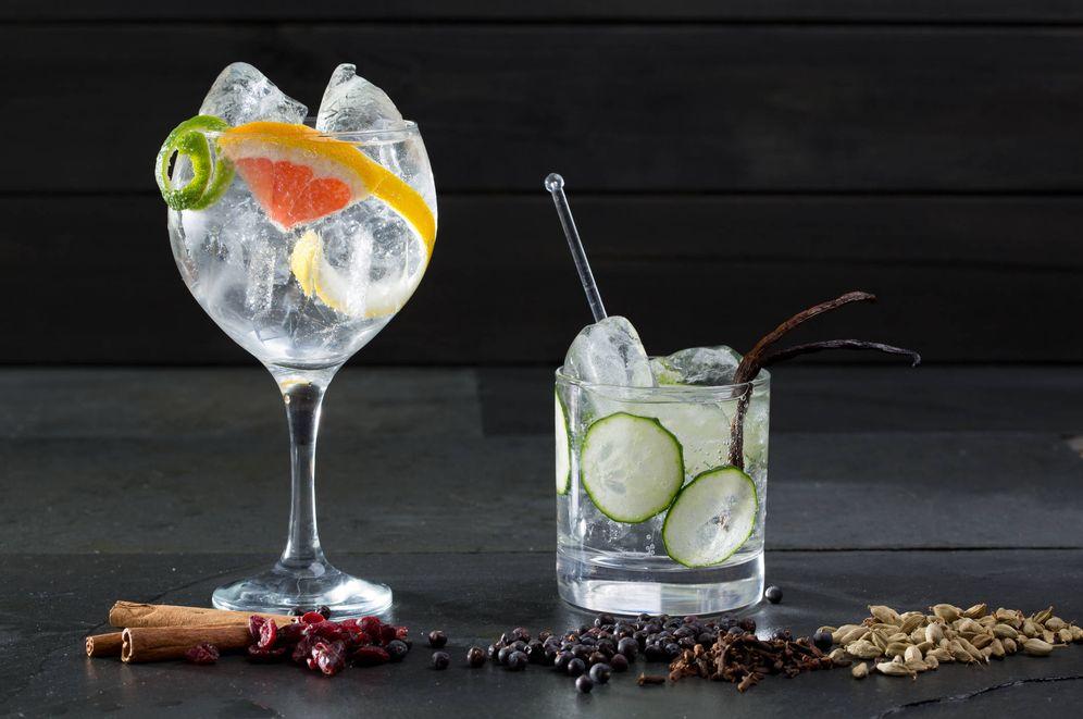 Foto: El fenómeno del gin-tonic ha tocado techo. (iStock)