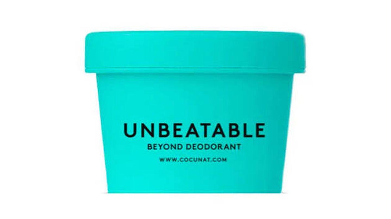 Desodorante neutralizador de bacterias Unbeatable de Cocunat