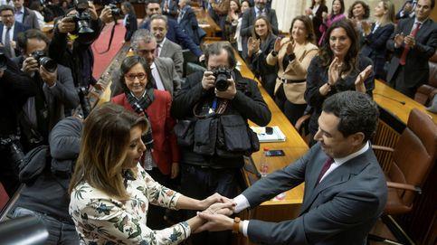 Moreno abre ciclo en Andalucía con una auditoría a toda la Junta