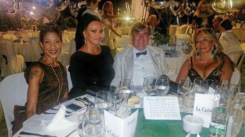 Una gala de 100.000€ con Gunilla Von Bismarck y la vieja guardia de Marbella