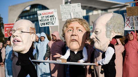 Día de la Comunidad Valenciana y protesta frente a la Cancillería: el día en fotos