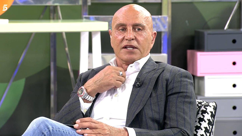 Kiko Matamoros, colaborador de 'Sálvame'. (Mediaset)