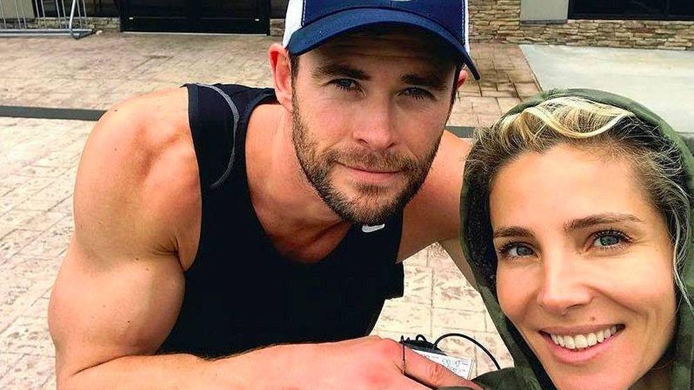 Foto: Los actores en una foto de redes sociales. (Instagram)
