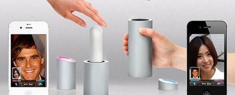 Foto: Sexo por wifi: un juguete erótico que simula el contacto físico