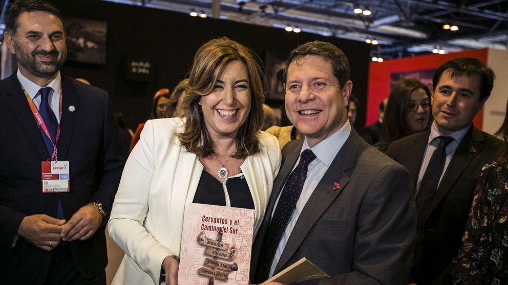 Díaz y Page apoyan a Borrell y cargan contra Rufián ante el silencio de Sánchez