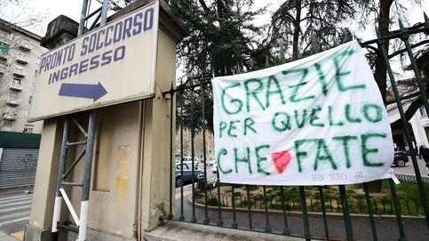 Una Italia unida obliga a los políticos a remar juntos contra el caos del coronavirus